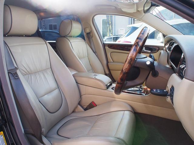 ジャガー ジャガー XJ 4.2ソブリンLロング WOLK20AW D車