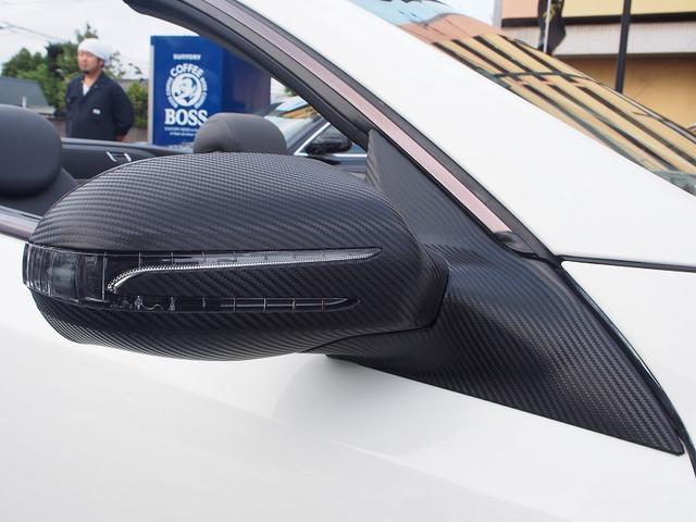 メルセデス・ベンツ M・ベンツ SL500SLS63AMG仕様 Kerberosフルカーボン