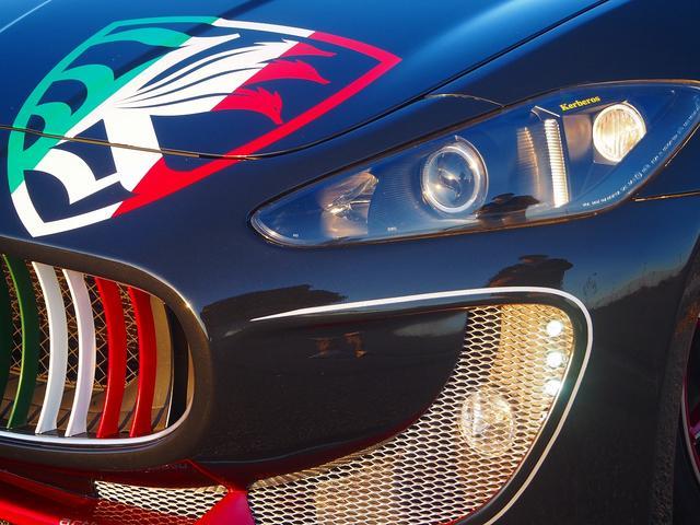 マセラティ マセラティ グラントゥーリズモ KerberosMCストラダーレ オートサロン2018デモ車