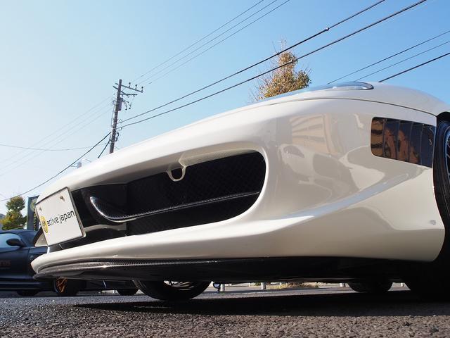 フェラーリ フェラーリ 360 F1スパイダーアルティメットカーボンエアロPKGコーンズD車