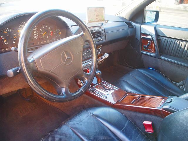 メルセデス・ベンツ M・ベンツ SL600ケーニッヒレプリカオバフェン仕様 デーラー左H