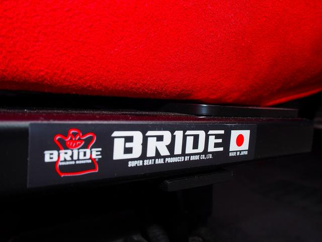 MT5速D車記録簿毎時 BRIDEシート ローダウン17AW(6枚目)