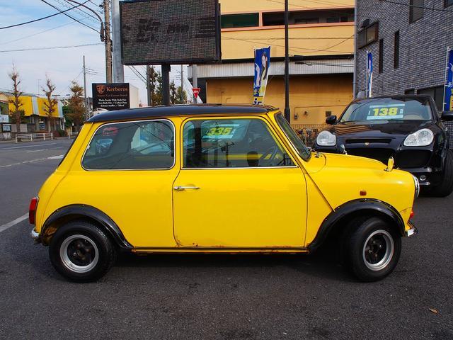 国内に既存車があまりなく、希少なMINIとなっております。ご成約前の試乗も大歓迎!!