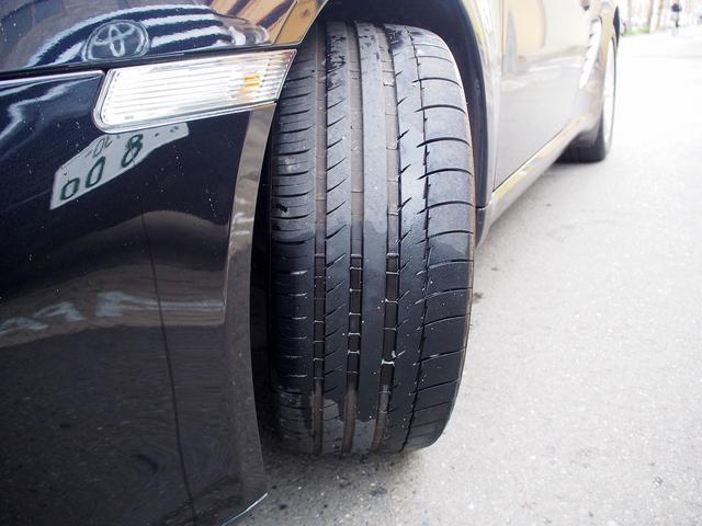 入庫時、ご納車前には走行テストを行います。より安心してお乗り頂けるよう細心の注意を払い、1台1台丁寧にご納車致します!