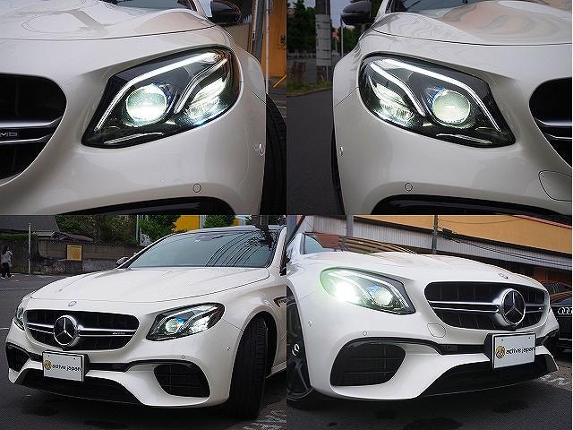 E63 S 4マチック+ AMGカーボンセラミックブレーキ AMGビッグキャリパー AMG専用鍛造20インチホイール フルオプションカーボンボディキット+カーボンインテリア セーフティドライブ オプションフル 保証書取説(2枚目)