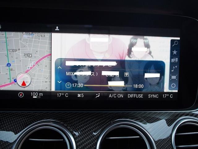 E63 S 4マチック+ AMGカーボンセラミックブレーキ AMGビッグキャリパー AMG専用鍛造20インチホイール フルオプションカーボンボディキット+カーボンインテリア セーフティドライブ オプションフル 保証書取説(14枚目)