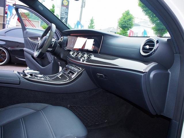 E63 S 4マチック+ AMGカーボンセラミックブレーキ AMGビッグキャリパー AMG専用鍛造20インチホイール フルオプションカーボンボディキット+カーボンインテリア セーフティドライブ オプションフル 保証書取説(38枚目)