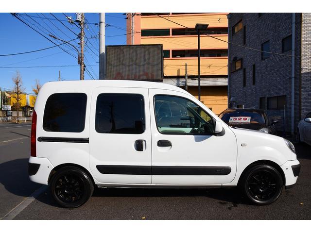 「ルノー」「カングー」「ミニバン・ワンボックス」「神奈川県」の中古車6