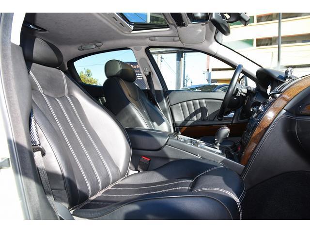 S 後期型モデルディーラー車 クライスジーク可変マフラー 20AW レッドキャリパー 左ハンドル サンルーフ レザーシート HDDナビ HIDライト LEDFテールレンズ 記録簿取説(21枚目)