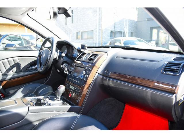 S 後期型モデルディーラー車 クライスジーク可変マフラー 20AW レッドキャリパー 左ハンドル サンルーフ レザーシート HDDナビ HIDライト LEDFテールレンズ 記録簿取説(22枚目)