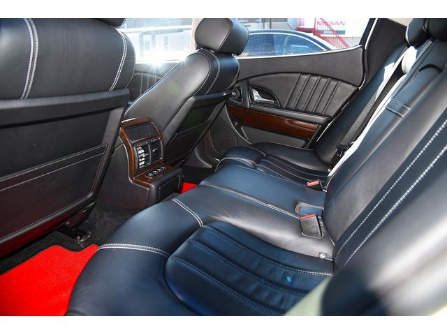 S 後期型モデルディーラー車 クライスジーク可変マフラー 20AW レッドキャリパー 左ハンドル サンルーフ レザーシート HDDナビ HIDライト LEDFテールレンズ 記録簿取説(34枚目)