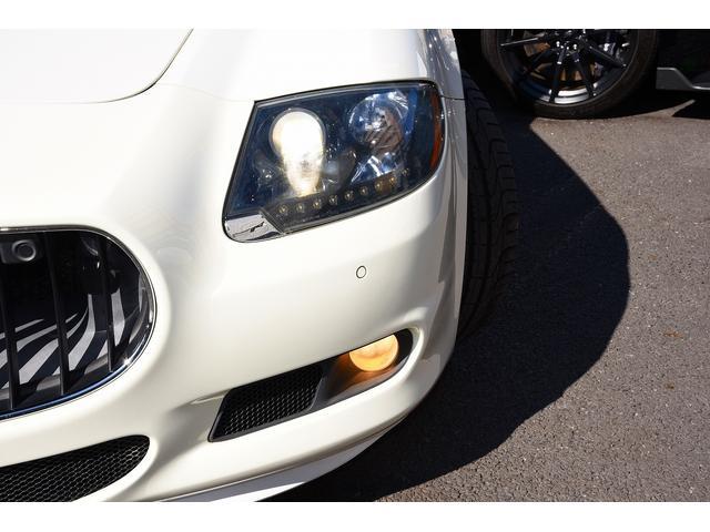 S 後期型モデルディーラー車 クライスジーク可変マフラー 20AW レッドキャリパー 左ハンドル サンルーフ レザーシート HDDナビ HIDライト LEDFテールレンズ 記録簿取説(38枚目)