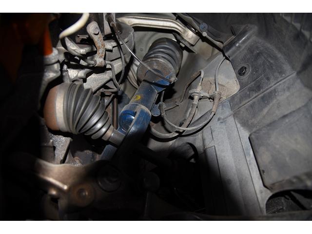 ブラックエディション中期型カーボンエアロ仕様車 鍛造ホイール(20枚目)