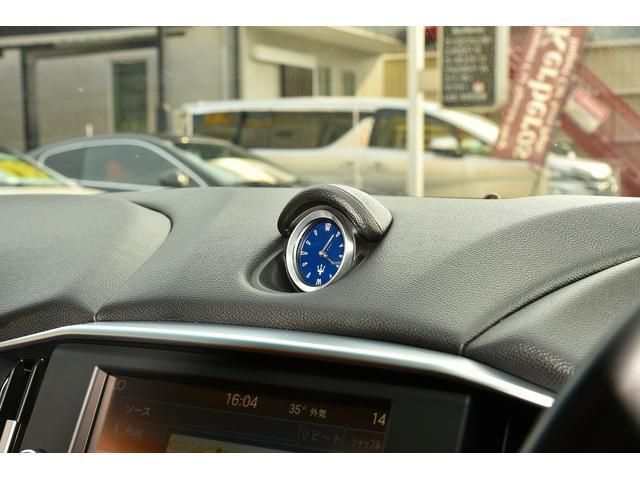 ベースグレード WALDブラックバイソンエアロパッケージ 社外ホイール ブラウンレザーシート 右ハンドル サンルーフ シートヒーター HDD地デジBカメラ ディーラー車(29枚目)