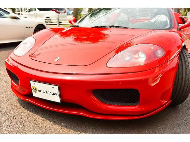 「フェラーリ」「360」「オープンカー」「神奈川県」の中古車5