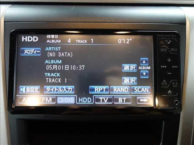 トヨタ ヴェルファイア 3.5Z エアロ HDD 地デジ パワスラ 黒革調 HID