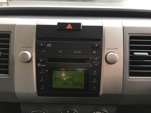 スズキ ワゴンR FX-SリミテッドスマートキーキーレスWエアB14インチAW