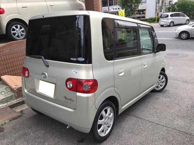 ダイハツ タント X 軽自動車 インパネAT エアコン AW