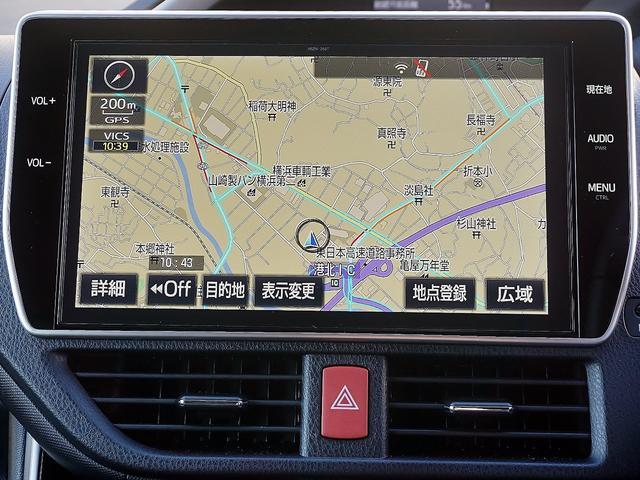 ZS 煌 弊社元試乗車・10インチ純正ナビ・Bカメラ禁煙車(11枚目)
