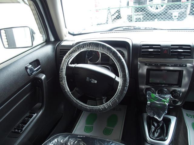 ハマー ハマー H3 LUXURY MADスタイル17in 三井物産ディーラー車