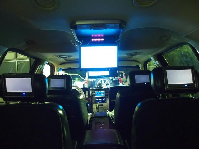 リンカーン リンカーン ナビゲーター CarFax走行証明ZEEK24inシアターサウンドシステム