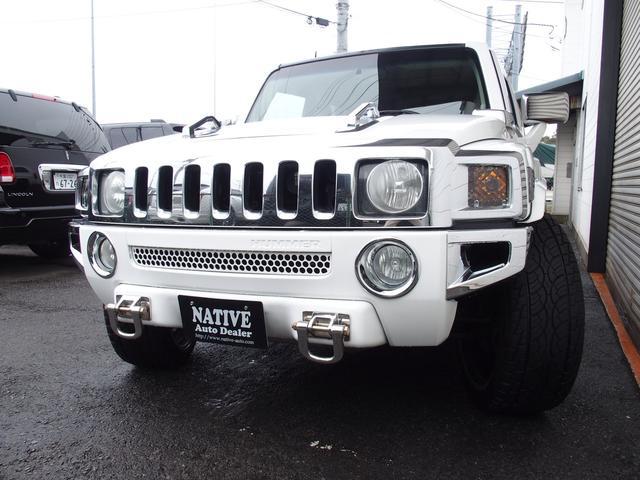 「ハマー」「ハマー H3」「SUV・クロカン」「千葉県」の中古車27