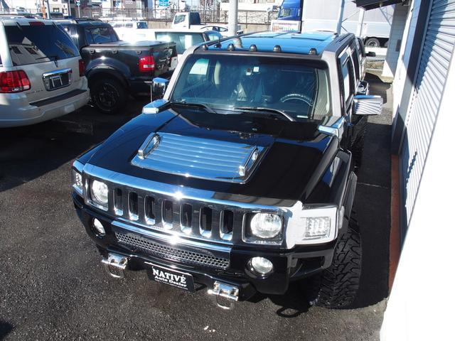 「ハマー」「ハマーH3」「SUV・クロカン」「千葉県」の中古車27