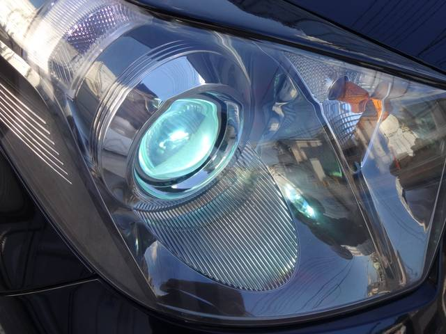 トヨタ iQ 130G カスタム車 内装総張り替え 社外地デジナビ
