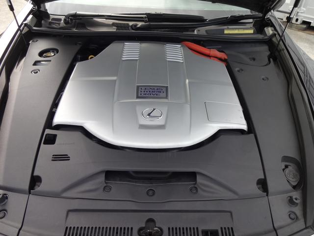 LS600hL後席セパレートシートパッケージ 買取り直販(11枚目)