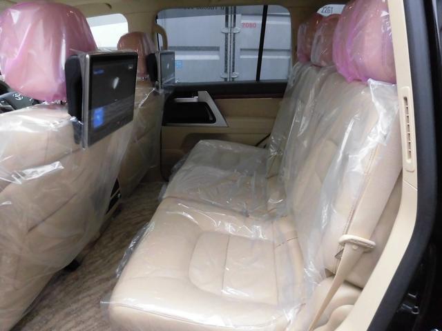トヨタ ランドクルーザー ZX 登録済未使用車 モデリスタエアロ