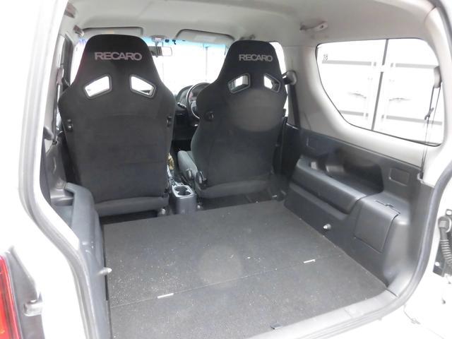 スズキ ジムニー XC改 1オーナー MT換装2名乗車公認 カスタム車