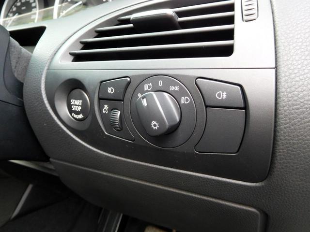 ライトスイッチ・エンジンスタートボタン!BMWコンフォートアクセス装備ですのでキーを差し込む必要はありません!現代の必需品ですね!