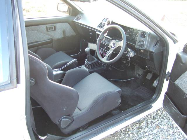 トヨタ スプリンタートレノ GT 後期型 レストア済 エンジンオーバーホール済