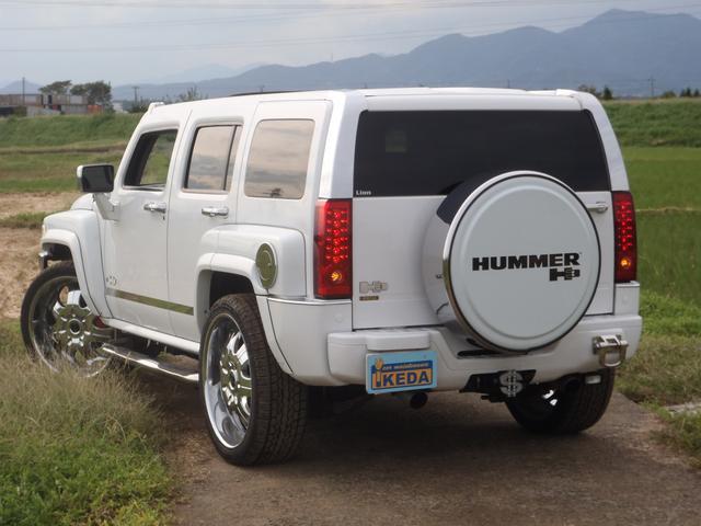 「ハマー」「ハマー H3」「SUV・クロカン」「神奈川県」の中古車4