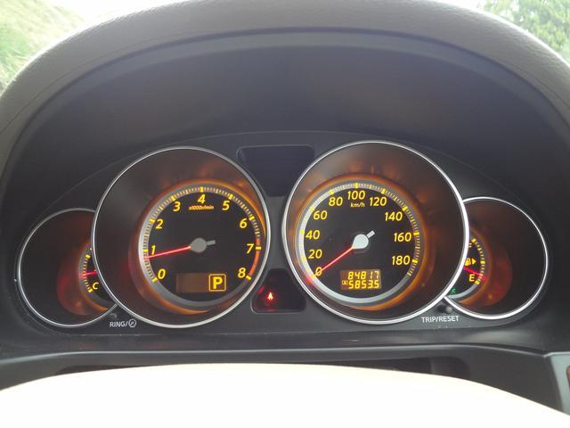 日産 フーガ 350GT カロフルセグ 19AW ウイング イカリング