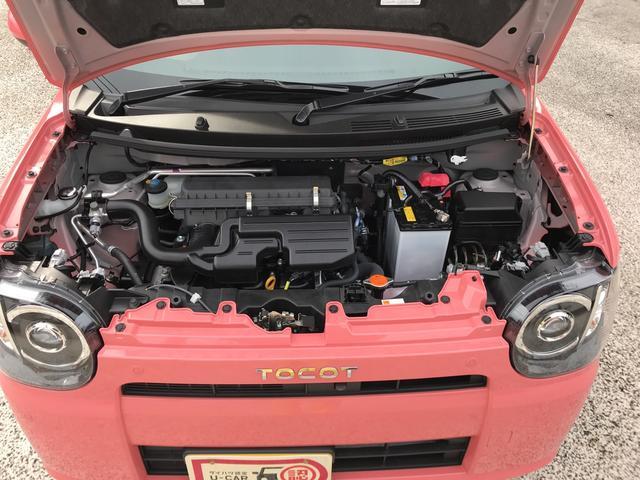 エンジンは定評のKFエンジン搭載。