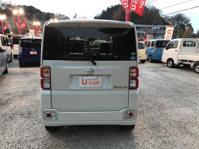 リヤのコーナーセンサーが駐車やバックの時にドライバーをサポート。