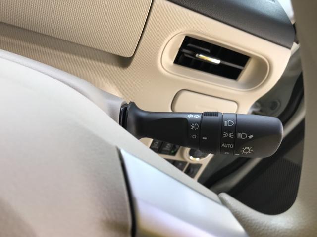 オートライトはライトの付けっぱなしによるバッテリー上がりを防いでくれます。
