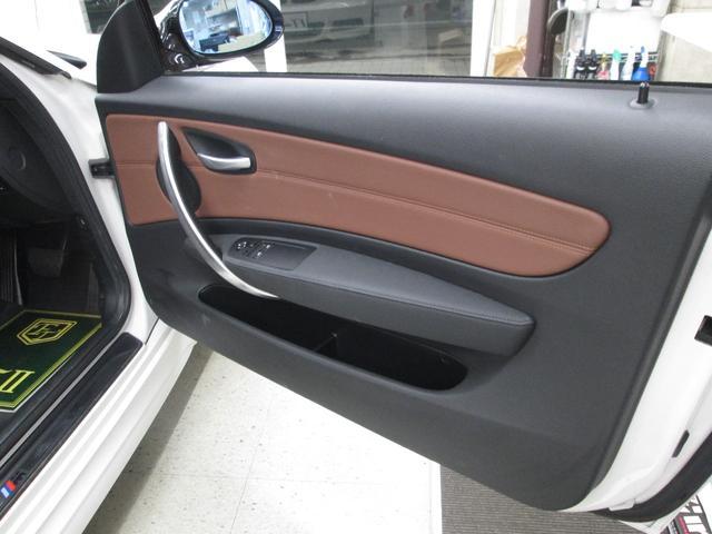 BMW BMW 135i サンルーフ 地デジ 社外マフラー 茶革 LED