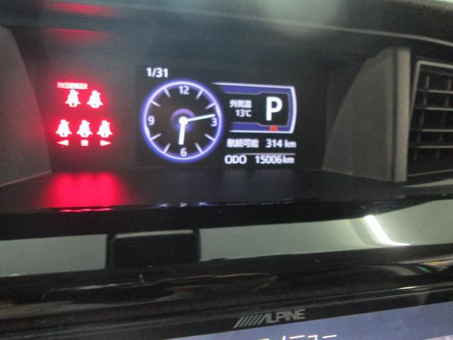カスタムG S ローダウン 17AW アルパインビックXナビ バックカメラ ETC シートカバー(20枚目)