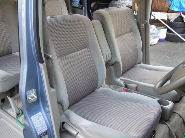 PZターボ後期モデル 新品シートカバー 片側電動スライドドア(13枚目)