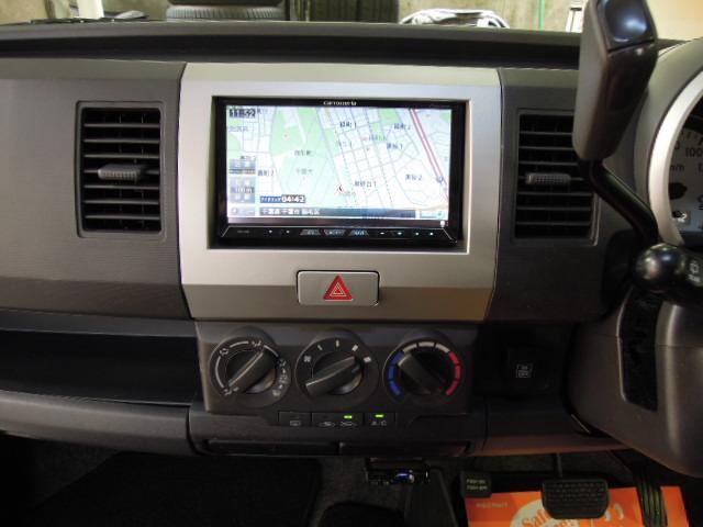 スズキ ワゴンR FXリミテッドII HDDナビ 地デジ ETC ユーザー買取