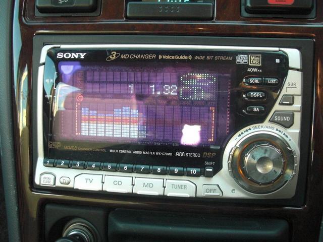 ホンダ アコードワゴン 2.2Vi 社外オーディオCD エアバック