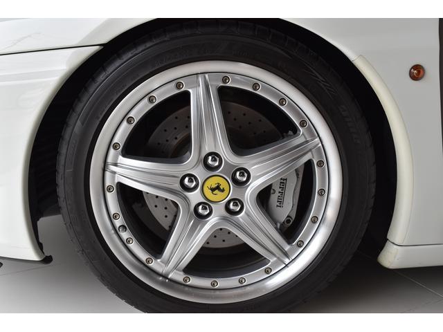 フェラーリ フェラーリ 360 D車ビアンコ タイベル交換済み 伊藤レーシングマフラー