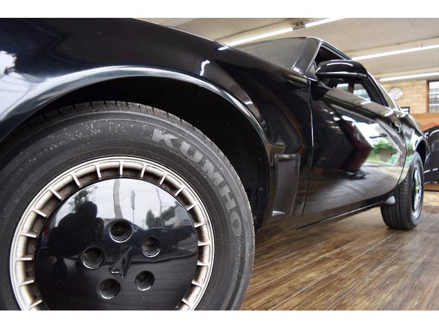 ポンテアック ポンテアック ファイヤーバード V6 3100cc ナイト2000仕様