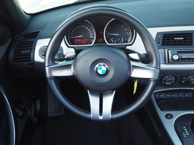 BMW BMW Z4 ロードスター3.0si 左ハンドル18AW黒革後期2.8万K