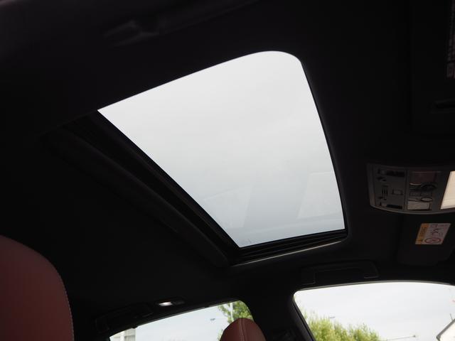 レクサス GS GS450h Fスポーツ 赤革 SR Pトランク HDDナビ