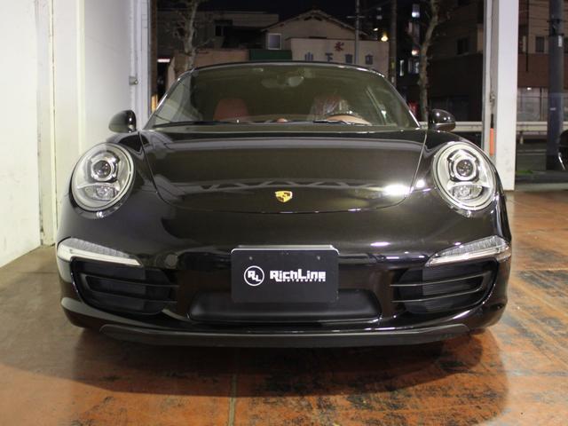 911カレラ4S ディーラー車(2枚目)