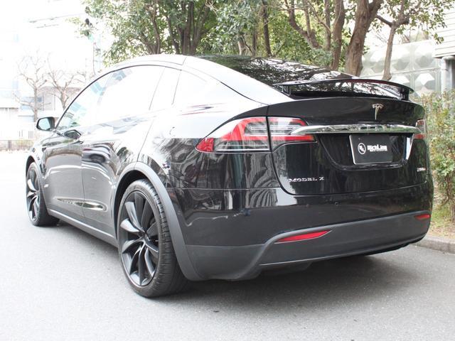 「テスラ」「モデルX」「SUV・クロカン」「東京都」の中古車4