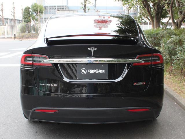「テスラ」「モデルX」「SUV・クロカン」「東京都」の中古車5